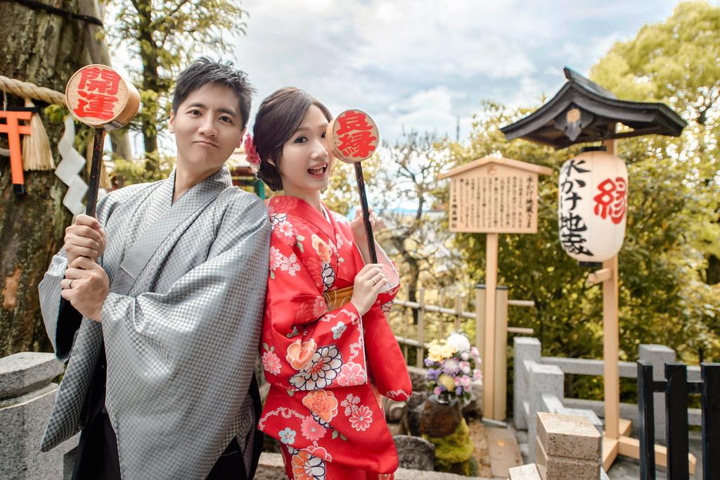 京都婚紗 清水寺婚紗拍攝