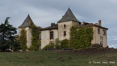 Château de Monbardon (Ivan van Nek) Tags: châteaudemonbardon monbardon gers 32 france frankreich frankrijk blaisedemonluc nikon nikond7200 d7200 châteaudescastelpers abandoned
