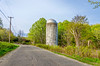 The Silo Always Survives (The New England Fox) Tags: silo green abaondoned farm lost