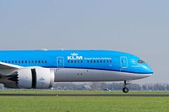 B787_KLM_PH_BHF_JVA_6015 (Jan van der Heul) Tags: eham ams amsterdam schiphol schipholairport civilaviation aircraft airplane airplanes boeing b787 787 dreamliner