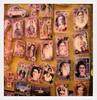 "Frida Frida Frida (tobysx70) Tags: polaroid originals color 600 instant film slr680 frankenroid sx70 door rollers ""frida frida frida"" hollywood farmers market selma avenue los angeles la california ca kahlo portrait fridge refrigerator magnet guitar cross vw volkswagon taxi cab us capitol flowers virgin mary toby hancock photography"
