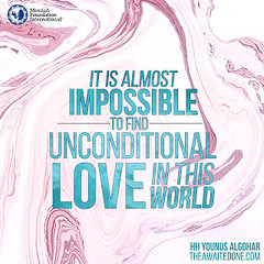 Quote of the Day: It is Almost Impossible (Mehdi/Messiah Foundation International) Tags: enlightenment lifelessons lifequotes quote quoteoftheday quotes spirituality unconditionallove world younusalgohar