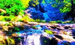 Serra de Agra | Pincho (António José Rocha) Tags: portugal serradeagra pincho cascatas cascatasdopincho rio água rioâncora natureza paisagem beleza cores pedras