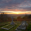 St Martha's Graveyard (Rich Lukey) Tags: grave graves graveyard sunset stmartha stmarthas nikon d7100 1685mm surrey guildford northdowns surreyhills square