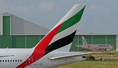 A6-EGE LMML 23-11-2017 (Burmarrad (Mark) Camenzuli) Tags: airline emirates aircraft boeing 77731her registration a6ege cn 35597 lmml 23112017