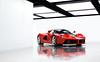 As garages go. (Alex Penfold) Tags: ferrari laferrari red supercars supercar super car cars autos alex penfold 2017 uk