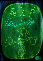 """""""The 4 P Pinwheel I"""" by #WhiteAngel DSCF8375 (Angel & Jacob) Tags: whiteangel lettering letteringart letters typos typography calligraphy calligrafia painting paint brushpaint drawingart drawing drawer drawings paperdrawing pigmenti pigments pigment pigmento graffiti experimental newtechniques nuovetecniche pittura dipinto providence patience perseverance positivity pinwheel girandola"""