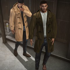 -Clean Cut Brothers (Laith Swank) Tags: aprocalypse pose theoak theowl secondlife slphoto signature slphotos shadows screenshot photography photos photo blog blogger maleblog male malefashion mensonlymonthly urban urbansl tumblr deadwool minimal windlight inspiration gaming gq virtualworld virtualgaming virtual casual clothing city brothers