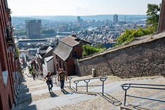 リエージュ (GenJapan1986) Tags: 2017 ベルギー リエージュ 旅行 liège belgium travel fujifilmx70 landscape