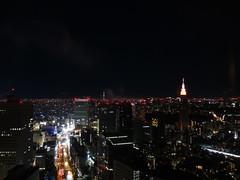 201710070 Tokyo Shinjuku (taigatrommelchen) Tags: 20171043 japan tokyo shinjuku icon night city skyline street explore