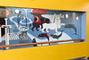 Day and Night, Winged Bulls | Peter Yates | Bevin Court | Around Finsbury-6 (Paul Dykes) Tags: finsbury london england uk city urban landscape bevincourt tecton bertholdlubetkin modernistarchitecture modernist modernism lenin postwar architecture staircase stairwell constructivist constructivism peteryates dayandnightwingedbulls