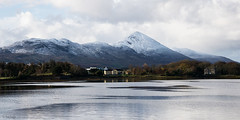 First Snow 2017 - Croagh Patrick (Pat_J1) Tags: greystonescameraclub mayo croaghpatrick snow ireland mountain