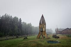 L1160799-vozhgora2017 by Emil Gataullin - Vozhgora, Arkhangelsk region, Russia, 2017.