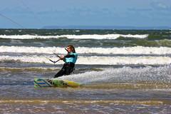 More motion in the ocean (northdevonfocus) Tags: kitesurfing kitesurfers atlanticocean watersports seascape sea seaspray