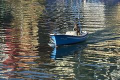 A pescar (Jesus Castañeda del Moral) Tags: barco pesca mar guetaria guipuzkoa euskadi pais vasco