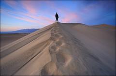Mesquite (jeanny mueller) Tags: usa southwest california nevada mojavewüste mojave dessert mesquiteflatsanddunes wüste landscape sunset death valley