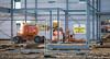 Week 47 - Build (TP DK) Tags: boom cherrypicker construction frame herrasfencing keepout mewp site steelwork warning greatyarmouth england unitedkingdom gb