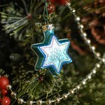 Star Of David Ornament thumbnail