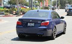 BMW M5 (E60) (SPV Automotive) Tags: bmw m5 e60 sedan exotic sports car blue