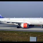 A320-251/N | Scandinavian Airlines | LN-RGO | FRA thumbnail
