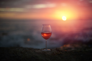 Waves and Wine...