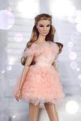 eBay ID 152817254355 (Regina&Galiana) Tags: fashionroyalty integritytoys doll nuface poppy parker fashion dress outfit ooak forsale slay majestic going public puff powder