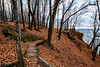 Upper Bluff Trail, Frontenac State Park on the Mississippi River (Tony Webster) Tags: frontenacstatepark lakepepin minnesota mississippiriver upperblufftrail autumn bluff fall hiking leaves lookout overlook riverbluffs trail frontenac unitedstates us