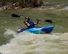 Kayaker on Buffalo River -  Steel Creek Campground, Northwest Arkansas (danjdavis) Tags: kayaker kayak kayaking buffsloriver buffalonationalriver arkansas