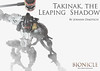Takinak, the Leaping Shadow (Johann Dakitsch) Tags: bionicle moc lego glatorian creation toy custom cursed wasteland postapoc