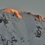 Vallée du Biros, Ariege, coucher de soleil sur le Mail de Bulard ( 24em selection explore flickr 10 décembre 2017 #358 ) thumbnail