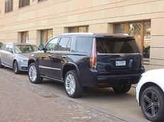 Cadillac Escalade (regular carspotting) Tags: cadillac escalade american us suv geländewagen luxury
