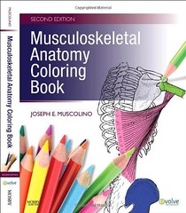Read Online  Musculoskeletal Anatomy Coloring Book, 2e Full Book (bookDAA) Tags: read online musculoskeletal