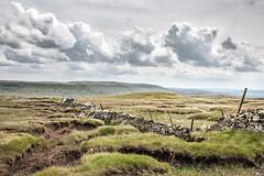 Over The Dales (jamesromanl17) Tags: landscape landscapes canon eos 5d markiii yorkshire dales nationalpark england britain uk sky skies clouds cloud cloudscape cloudy path walk walking