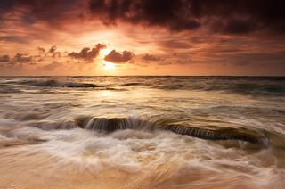 Coconut Beach Sunrise