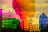 20171030-114 (sulamith.sallmann) Tags: pflanzen baum blur botanik bunt bäume colorful draht drahtzaun effect effekt filter folie folientechnik italia italien italy messina metal metall pflanze plants sizilien tindari tree tyndaris unscharf vivid zaun it sulamithsallmann
