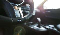 ///M (bramtop_1990) Tags: bmw m m140i 1 series 6 cilinder reieh reihe rwd flare interior alcantara steering wheel logo gearbox shift emblem leather bayrische bayerische motorwerke car engine sun nikon d610 20mm f18 sunny performance