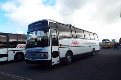 XC262-01 (Ian R. Simpson) Tags: c262guh sji2449 leyland tiger plaxton paramount3500 mkiii nationalwelsh nationalbuscompany nbc nationalexpress rapide xc262 preserved coach showbus2017 edwards
