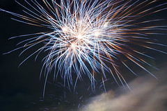 Final Firework Finale (steve_whitmarsh) Tags: firework night lights trails longexposure colour