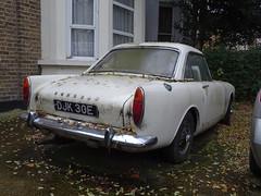 1967 Sunbeam Alpine 1725 (Neil's classics) Tags: vehicle abandoned 1967 sunbeam alpine 1725