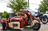 2015 Indian Roadmaster (Chad Horwedel) Tags: 2015indianroadmaster indianroadmaster indian roadmaster bike motorcycle sidecar airbrush 4thofjulycarshow napervillecrossings naperville illinois