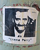 Enema Pony, Scranton, PA (Robby Virus) Tags: scranrton pennsylvania pa man portrait sticker slap enema pony apathy