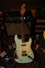 Zebras (shortscale) Tags: sunn mustang zebrahumbucker guitar guitarlove zebra humbucker