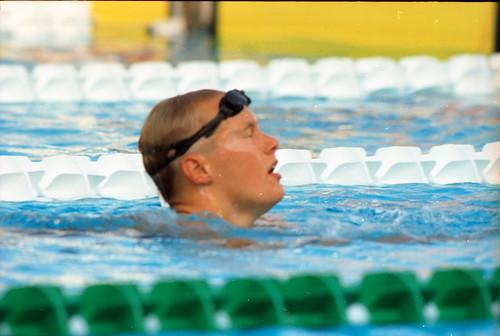 515 Swimming EM 1991 Athens