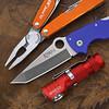 Cold Steel KHAN (ma_ba) Tags: cold steel khan knife knives pocket edc every day carry blade tanto leatherman juice manker e02 flaslight mulitool nóż latarka