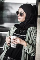 Relax (Paola Marín) Tags: nikon d3200 edition portrait muslim photography nikond3200
