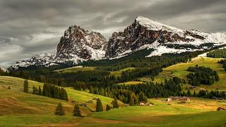 A mountain dream