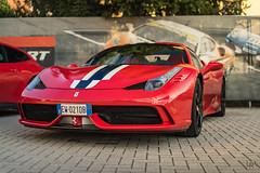 Ferrari 458 Speciale (lu_ro) Tags: ferrari 458 speciale italy italia sony a7 samyang modena maranello 50mm hoya car hypercar automotive