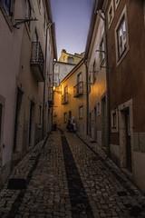 Night is coming in the streets of Lissabon (SophieMaton80) Tags: portugal lissabon lissabonlovers streetsoflissabon night nightphotography travel travellove travellovers traveldiaries traveladdict travelcouple citytrip europetrip exploretheworld seetheworld