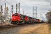 Gritty Classics (Wheelnrail) Tags: cn canadian national train trains sd60 emd c408 locomotive cn383 toronto walbridge toledo ohio railroad rail road refinery oil industry gritty manifest freight