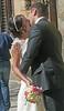 Kiss in Prague _ Polibek v Praze (aleksmirotin) Tags: brides praha kiss flower